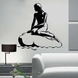 Vinilo decorativo Sirena Dinamarca