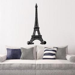 Vinilo decorativo Paris Torre Eiffel