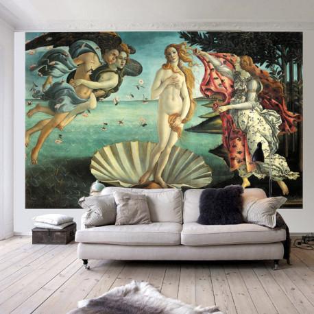 FotoMural El nacimiento de Venus