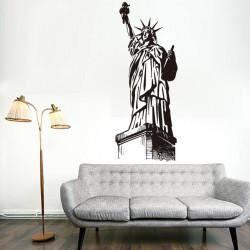 Vinilo decorativo Estatua de la libertad, New York